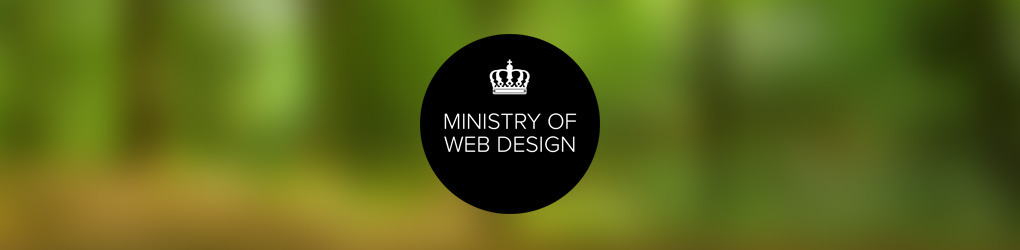 Ministry of Web Design
