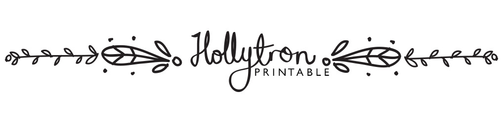 Hollytron Printable