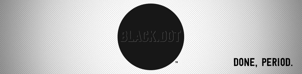 Black.dot™