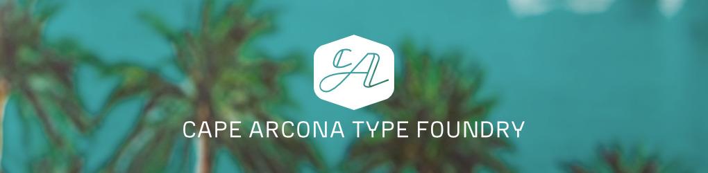 Cape Arcona Type Foundry