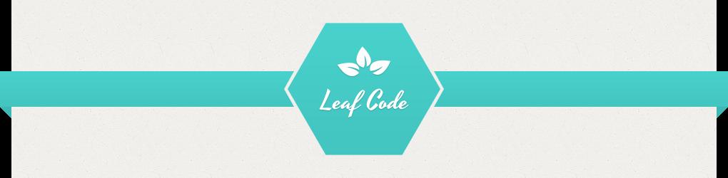 LeafCode