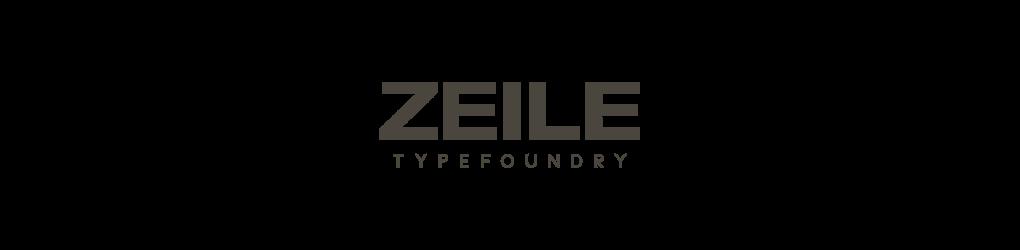 ZEILE Type Foundry