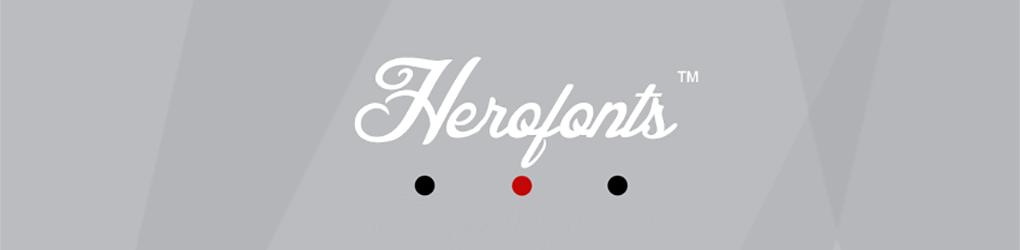 Herofonts
