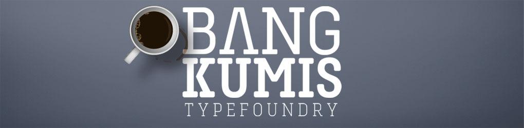 Bang Kumis Typefoundry