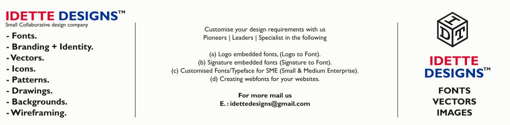Idette Designs™