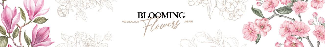 Romantic Vintage Flowers