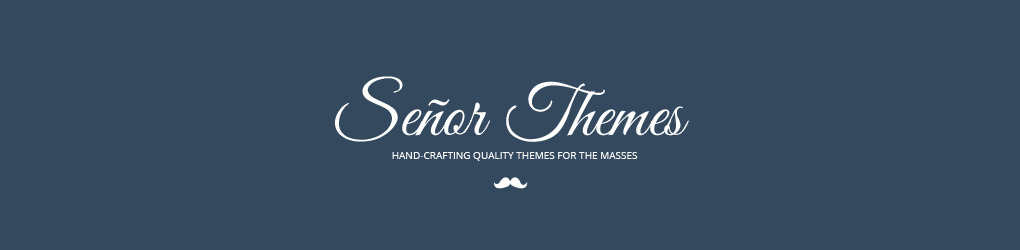 Señor Themes