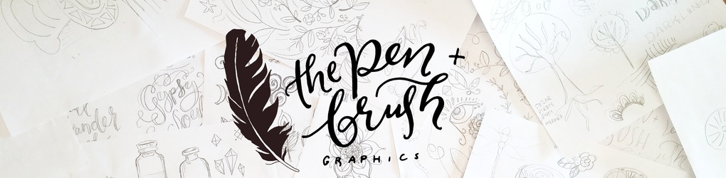 The Pen & Brush