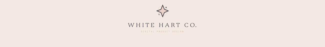 White Hart Design Co.