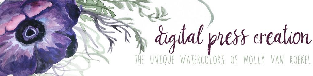 Digital Press Creation