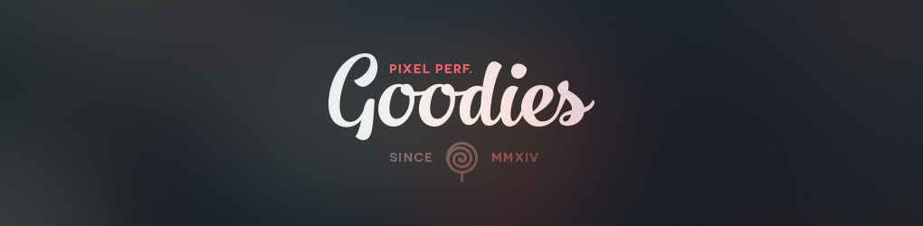 Pixel Perf. Goodies