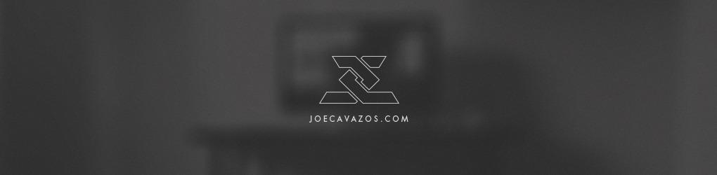 joecavazos.com