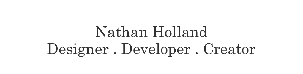 Nathan Holland