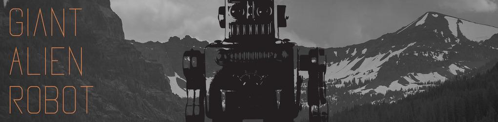 Giant Alien Robot
