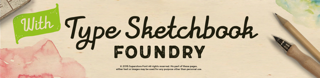 Typesketchbook Foundry