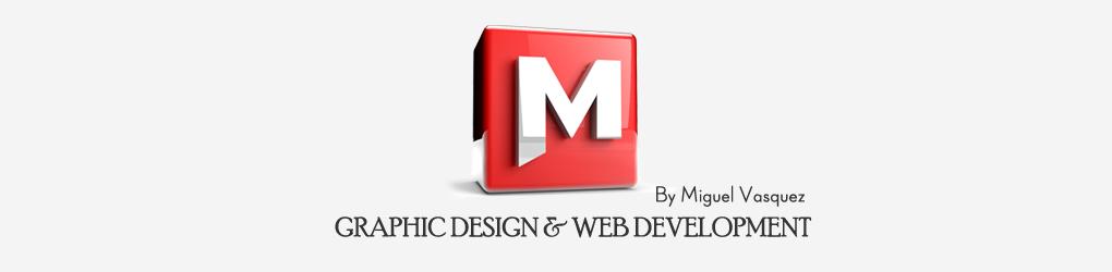Miguel Vasquez Web Design