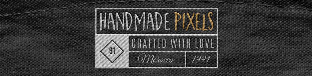 Handmade Pixels