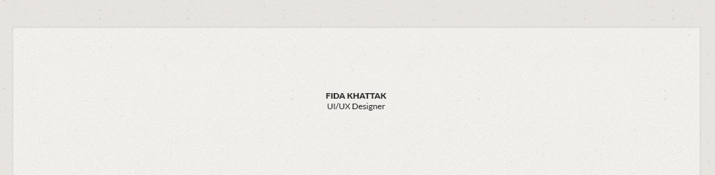 Fida Khattak