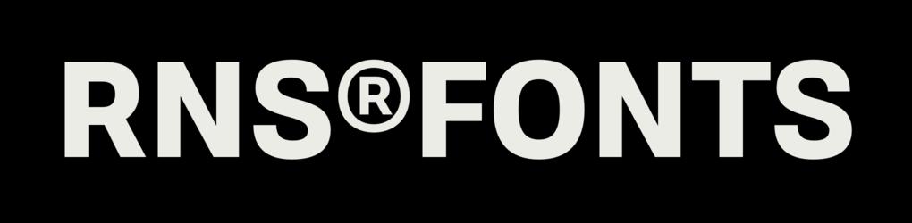 RNS Fonts