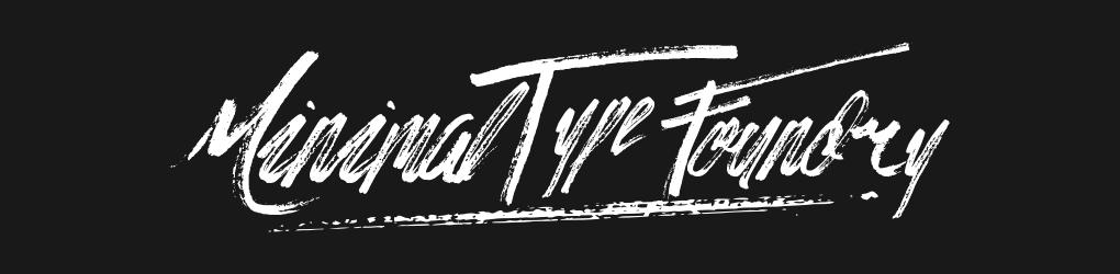 Minimal Type Foundry
