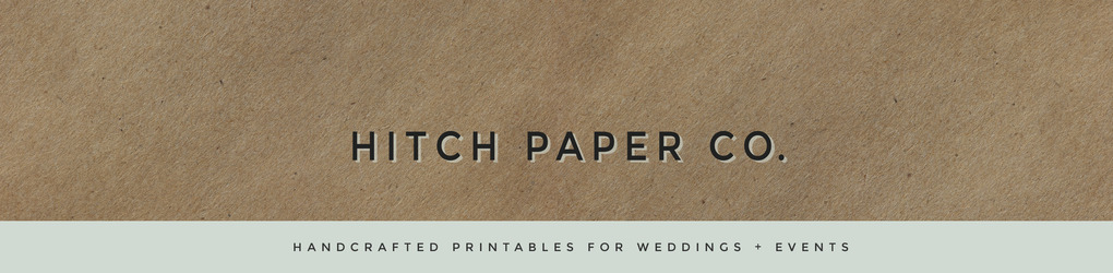 Hitch Paper Co.