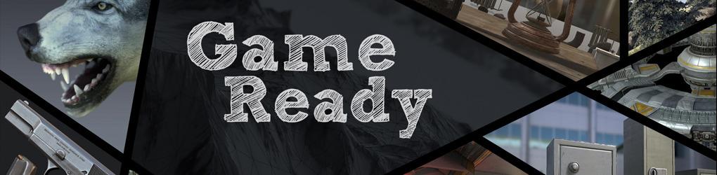 Game-Ready Studio