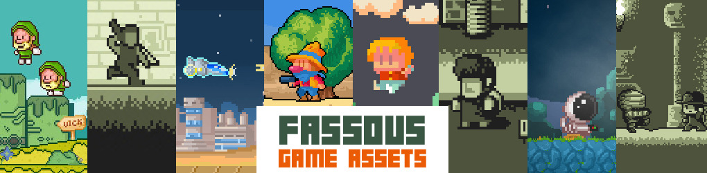 Fassous game assets