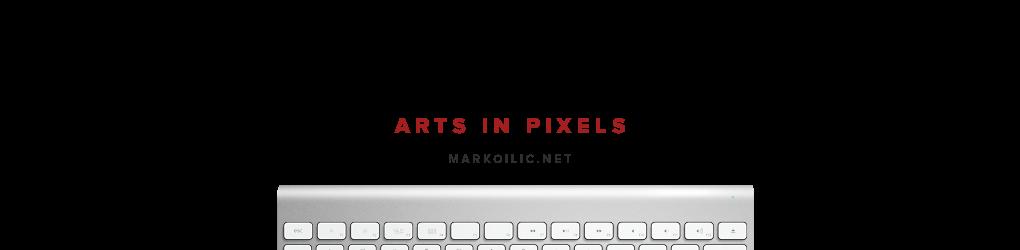 Arts In Pixels