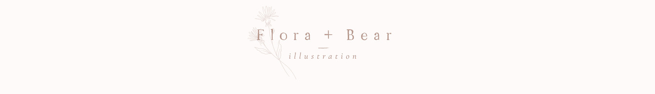 Flora & Bear