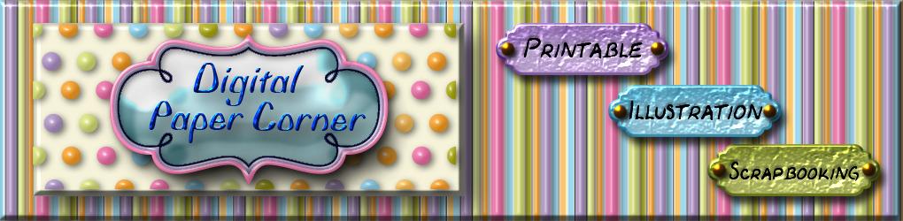 Digital Paper Corner