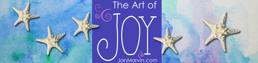 Jan Marvin 'Art of Joy'