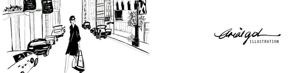 Arial Goh Illustration