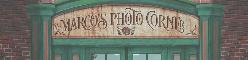 Marco's Photo Corner