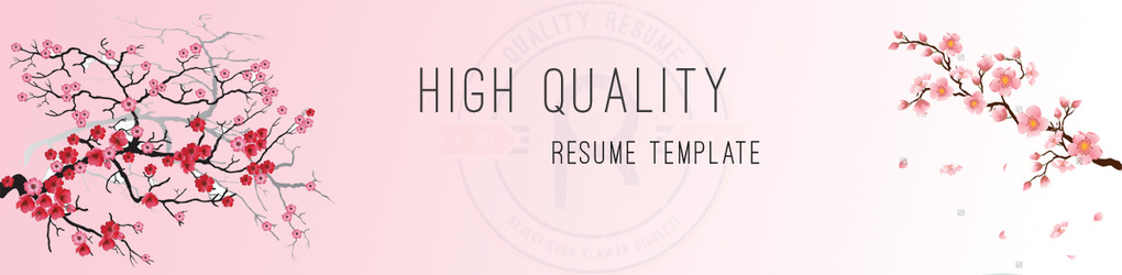 quality resume template