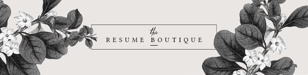 The Resume Boutique