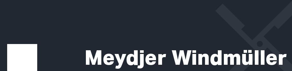 Meydjer Windmüller