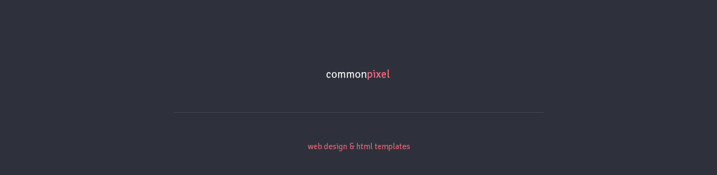commonpixel