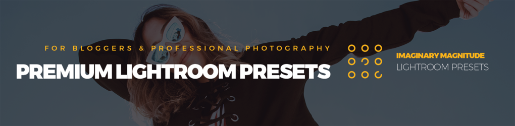 I & M Lightroom Presets