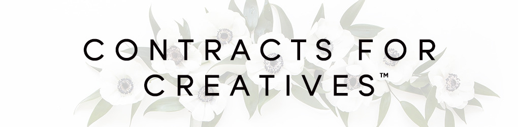 Contracts for Creatives