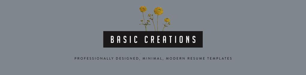 Basic Creations