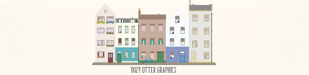 Dozy Otter Graphics