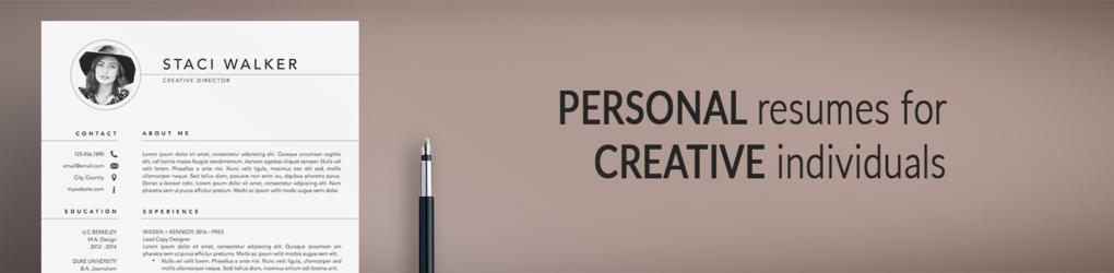 The Creative Resume