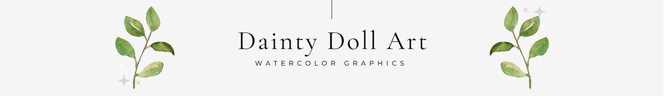 Dainty Doll Art