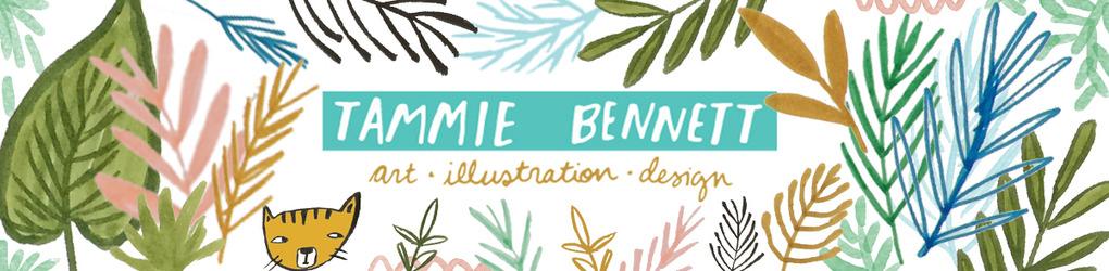 tammie bennett art+design