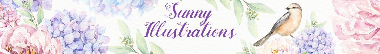 Sunny Illustrations