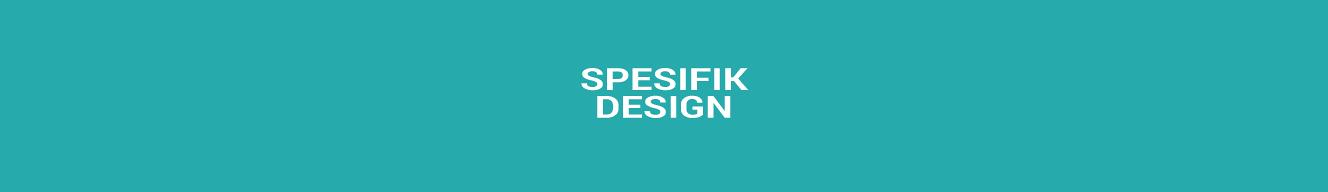 Spesifikdesign