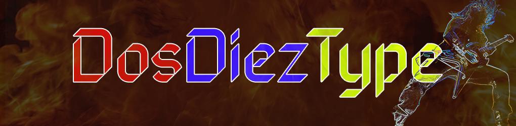 DosDiez Type