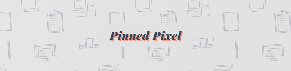 Pinned Pixel