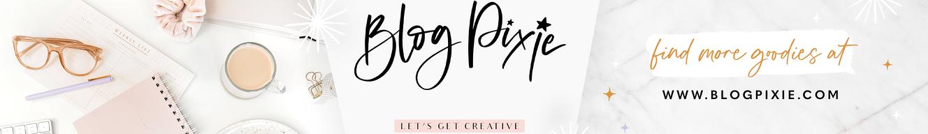 Blog Pixie