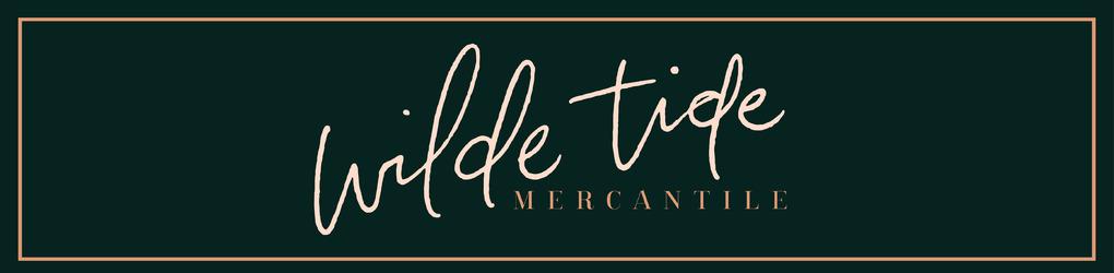 Wilde Tide Mercantile
